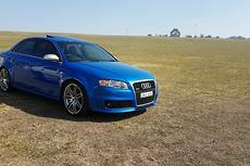 New  Used Audi RS4 B7 Blue cars for sale in Australia  carsales