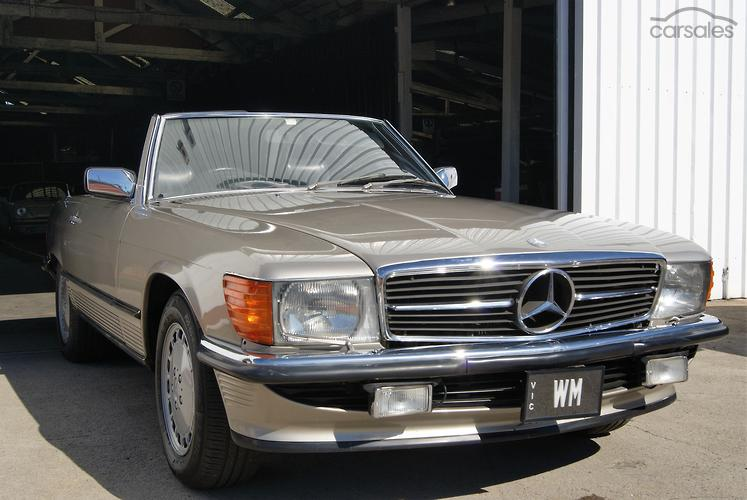 Mercedes 500sl for sale australia