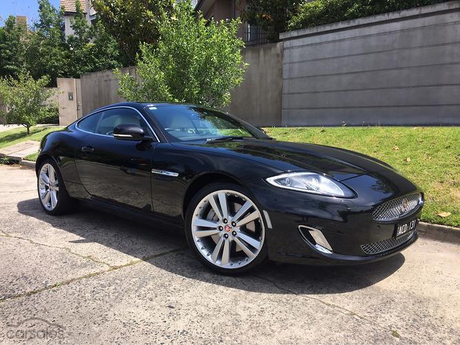 2014 Jaguar XK Auto MY15