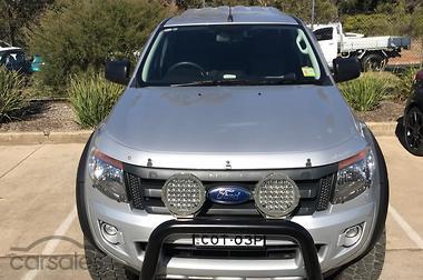 2012 ford ranger xl px manual 4x4