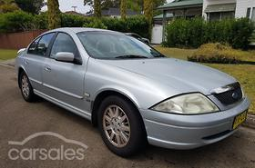New  Used Ford Fairmont cars for sale in Australia  carsalescomau