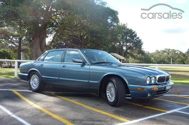 1999 jaguar xj8 auto my00