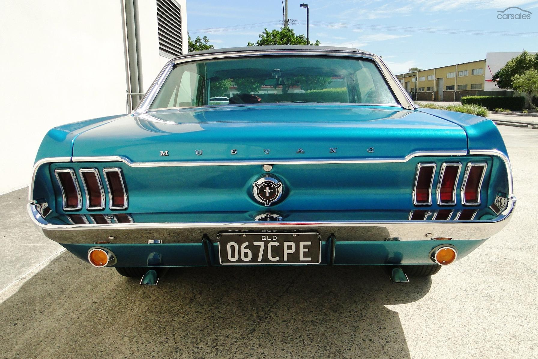 1967 ford mustang auto sse ad 4571816 carsales com au