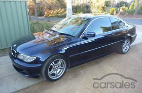 New  Used BMW 330Ci cars for sale in Australia  carsalescomau