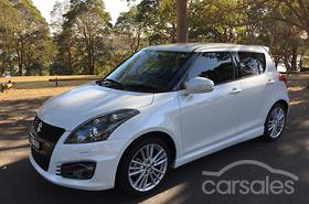 New  Used Suzuki Swift Sport cars for sale in Australia