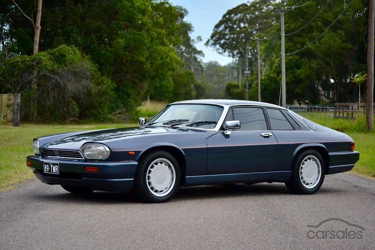 1989 Jaguar XJS Auto