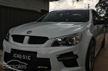 new used holden special vehicles hsv gts cars for sale in australia. Black Bedroom Furniture Sets. Home Design Ideas