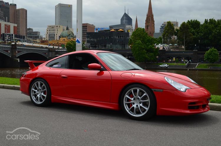 2004 Porsche 911 GT3 996 Manual MY04