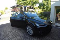 New Used Tesla Model X Black Family Cars For Sale In Australia