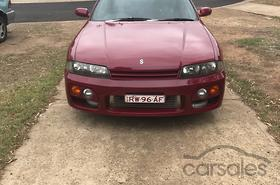 New Used Nissan Skyline R33 Cars For Sale In Sydney West New