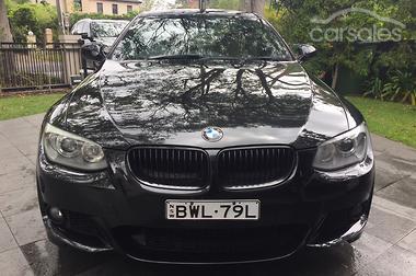 New Used BMW I M Sport E Black Cars For Sale In Australia - 2010 bmw 335i m sport