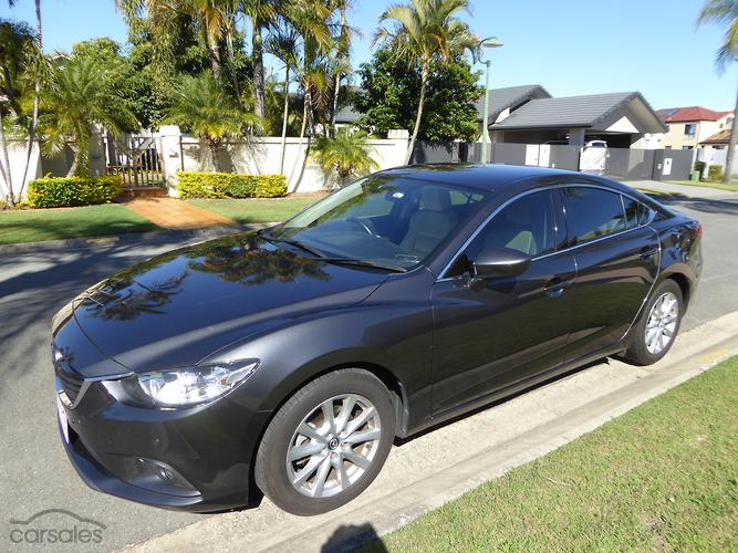 Mazda 6 for sale gold coast