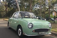 New & Used Nissan Figaro cars for sale in Australia - carsales.com.au
