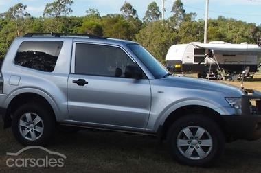 new & used mitsubishi pajero 3 doors cars for sale in australia
