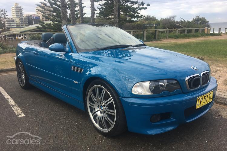 New Used Bmw M3 E46 Cars For Sale In Australia Carsales Com Au