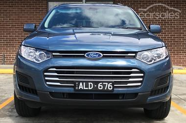 2016 Ford Territory TX SZ MkII Auto