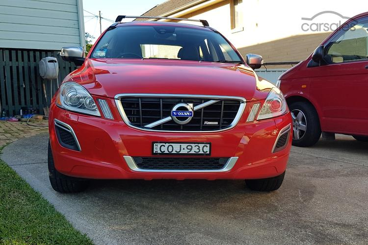 New Used Volvo Xc60 Red Cars For Sale In Australia Carsales Com Au