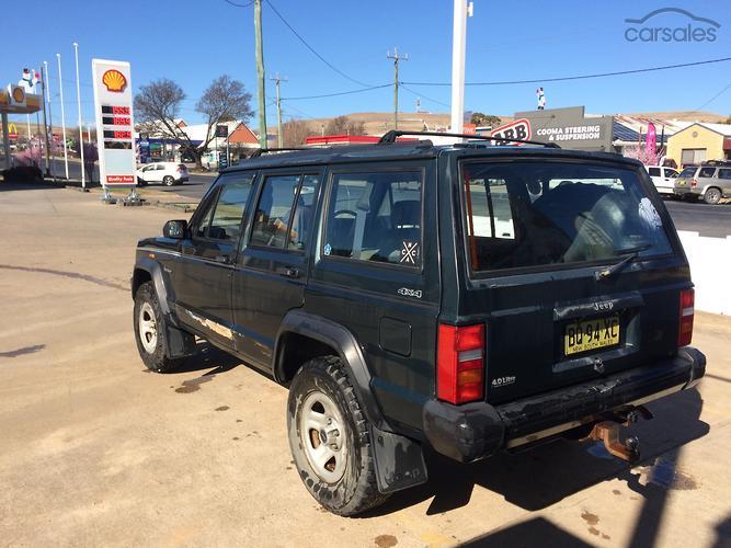 1995 Jeep Cherokee Sport Auto 4x4