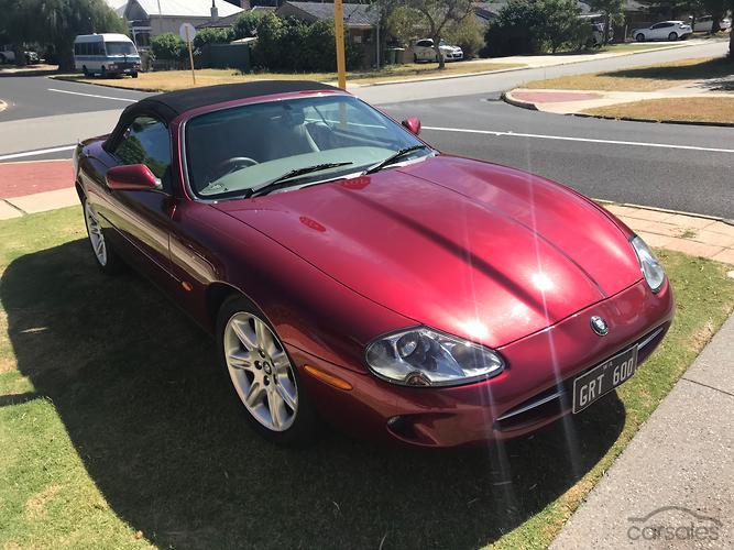 Jaguar xk8 convertible for sale australia