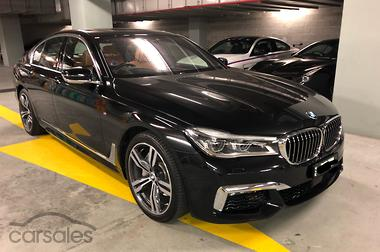 2015 BMW 740i G11 Auto