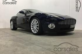 New Used Aston Martin Vanquish Cars For Sale In Australia - 2004 aston martin vanquish