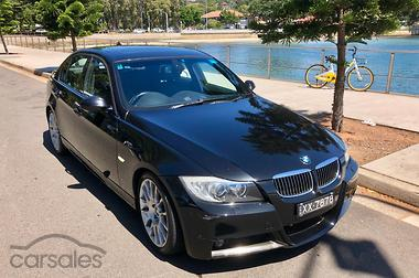 New Used BMW I Cars For Sale In Australia Carsalescomau - Bmw 325i 2006 manual