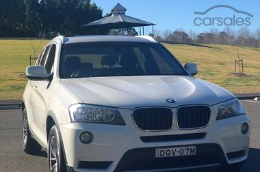 New & Used BMW X3 xDrive20d cars for sale in Australia - carsales.com.au