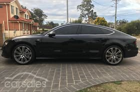 New Used Audi A Cars For Sale In Australia Carsalescomau - 2 door audi a7