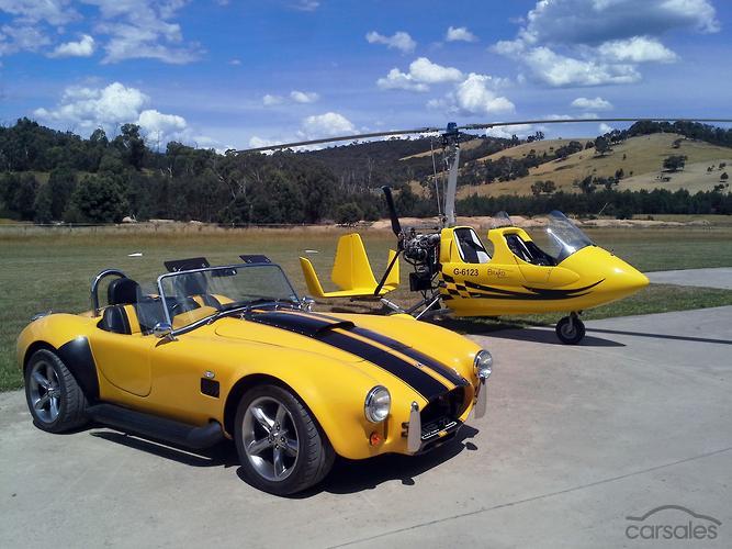 2004 Custom Kit Car