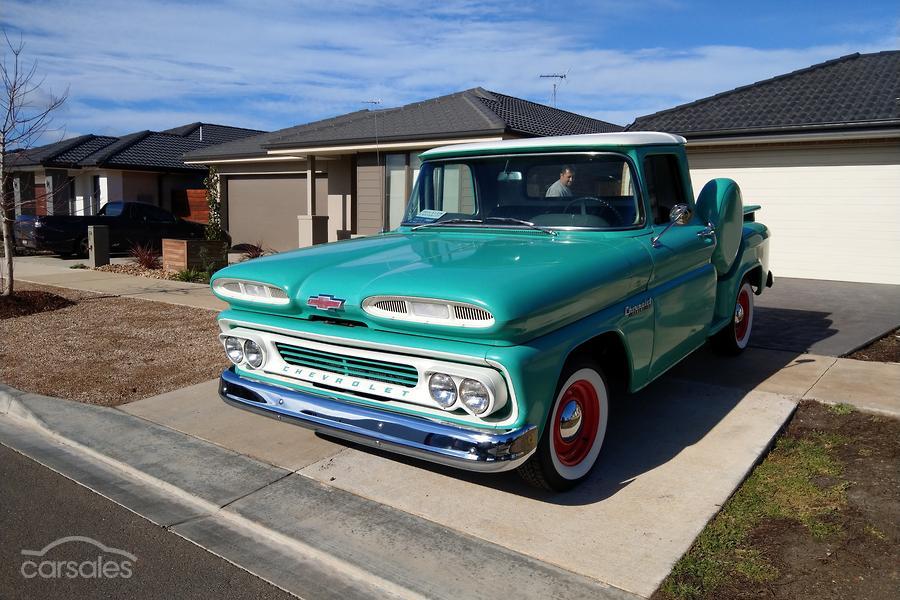 1959 Chevrolet Apache Auto Sse Ad 5505932