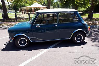 1967 Morris Mini Cooper S Manual