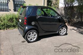 2005 Smart Fortwo Pulse Auto