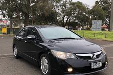 2009 Honda Civic Hybrid Auto My10