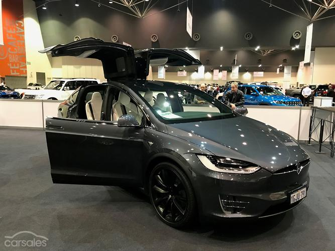 Tesla dealer australia
