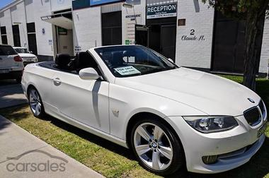 New Used BMW I Convertible Cars For Sale In Australia - Bmw 325i convertible