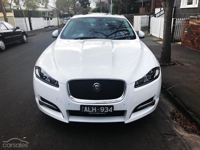 2012 Jaguar XF Premium Luxury Auto MY12