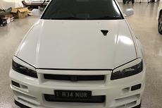 New Used Nissan Skyline Gt R V Spec Ii Nur Cars For Sale In