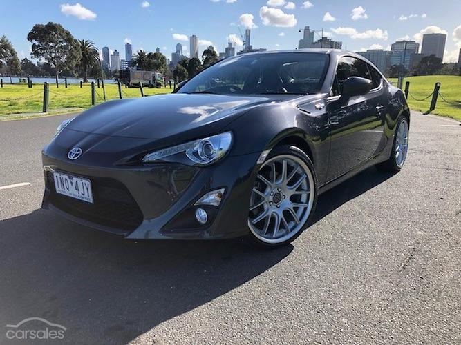 2014 Toyota 86 GTS Manual MY14