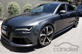 New Used Audi RS Cars For Sale In Australia Carsalescomau - Audi rs7 for sale