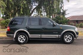 2003 explorer v8 transmission