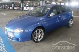 New Used Alfa Romeo Cars For Sale In Australia Carsalescomau - Alfa romeo 147 for sale