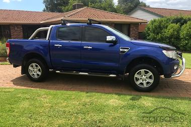 New Used Ford Ranger Cars For Sale In Australia