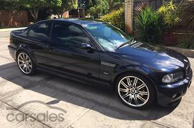 New Used Bmw M3 E46 Black Cars For Sale In Australia Carsales Com Au