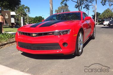 New Used Chevrolet Camaro Cars For Sale In Australia Carsales Com Au
