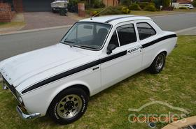 New used ford escort cars for sale in australia carsales 1972 ford escort gt mk i manual solutioingenieria Gallery
