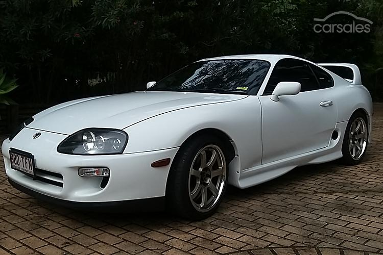 New Used Toyota Supra Cars For Sale In Australia Carsales Com Au