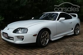 New Used Toyota Supra Cars For Sale In Australia Carsalescomau