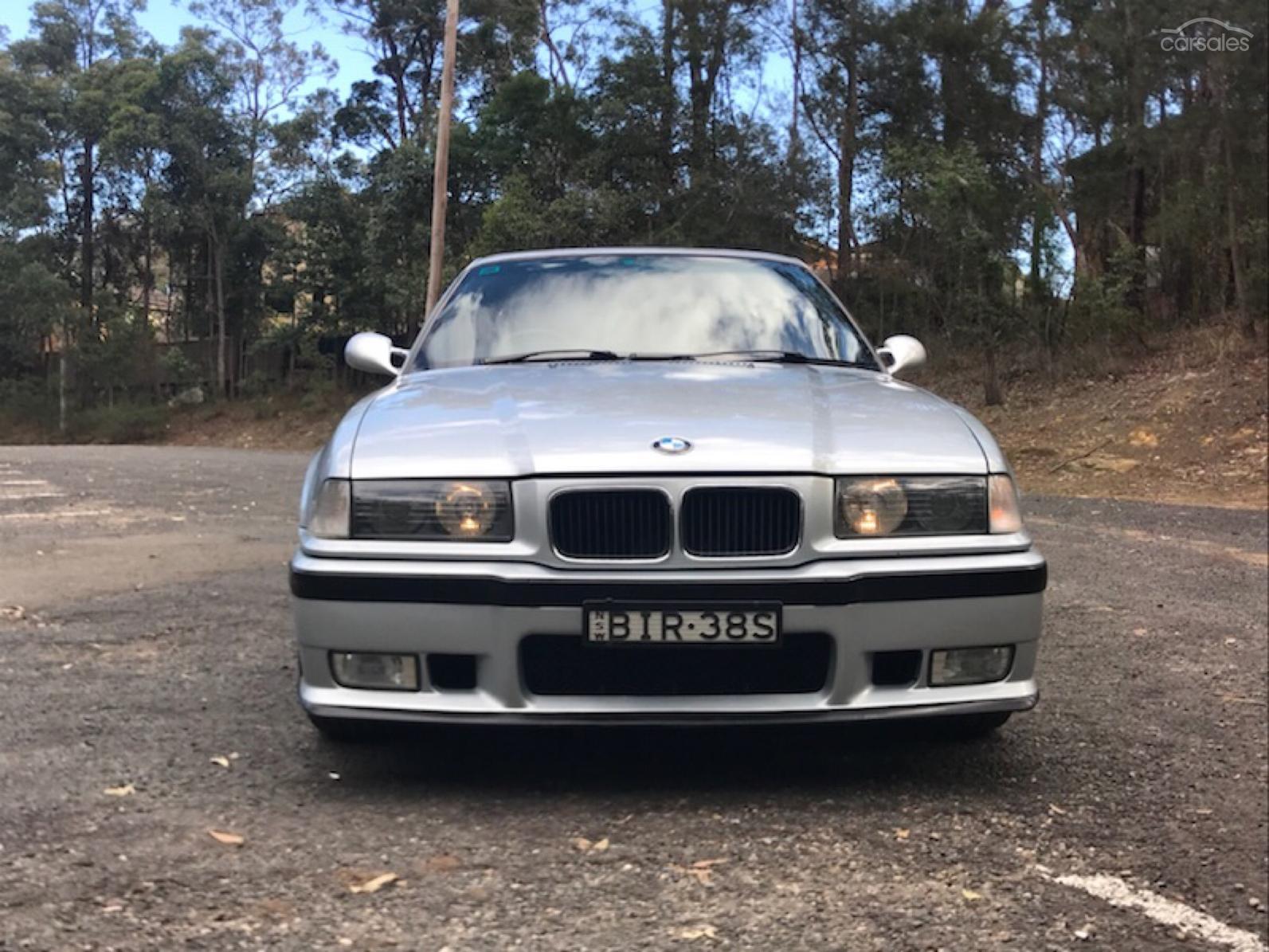 1994 BMW M3 E36 Manual-SSE-AD-5574862 - carsales com au
