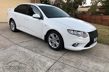 new used ford falcon cars for sale in australia. Black Bedroom Furniture Sets. Home Design Ideas