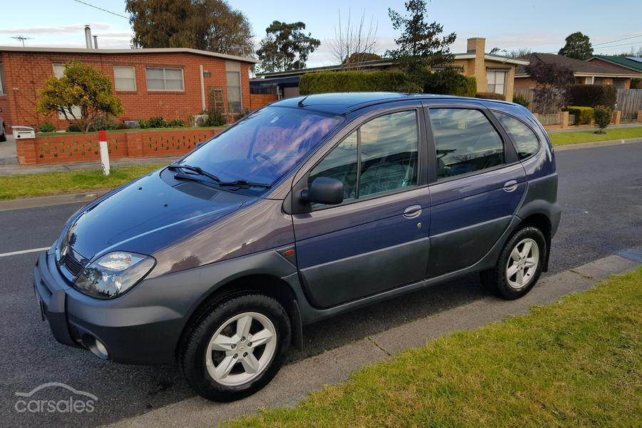 2003 Renault Scenic RX4 Expression Manual 4x4-SSE-AD-4035300